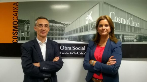 L'Obra Social la Caixa destina 1.500 euros al Club d'Escacs Sant Cugat