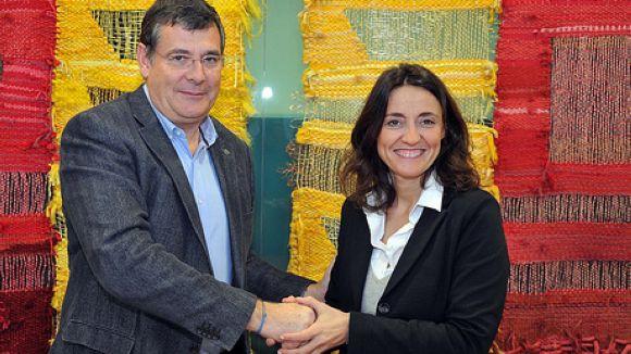 Sant Cugat i Valldoreix fixen el conveni econòmic fins al 2016
