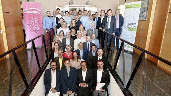 El Vallès Occidental afegeix la sostenibilitat en el desenvolupament de la comarca