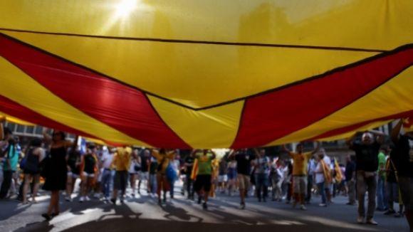 L'ANC reuneix 4.000 persones per rebre Mas després del 'no' al pacte fiscal