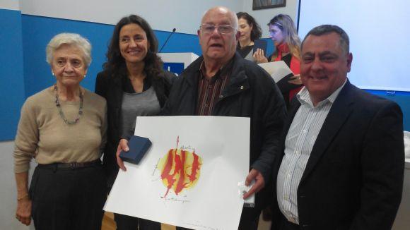 CDC reconeix en un acte els militants amb 25 anys de trajectòria en la formació