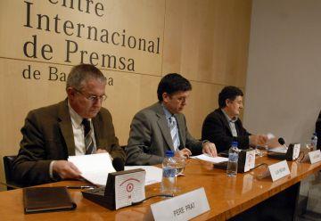 CiU, ERC i ICV acusen el PSC de trencar la unitat en la defensa del finançament local a Madrid