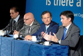 Clam de les administracions a Brussel·les perquè la seu de l'IET es decideixi per criteris tècnics