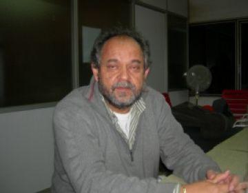 Enric Fontanals, durant la presentació a la Unió Santcugatenca