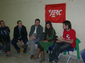 Les JERC criden a la mobilització electoral per garantir polítiques per al jovent