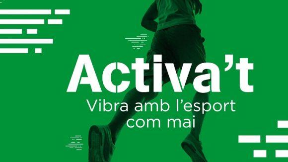 'Fes Esport, Coneix la teva ciutat', xerrada d'aquest dijous per potenciar l'activitat física a Sant Cugat