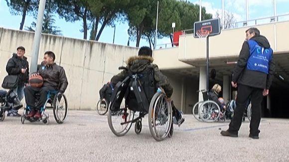 Sant Cugat s'entrega a fons amb les activitats de La Marató de TV3