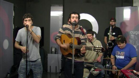 'La Tarda' porta a Cugat.cat Txarango i el seu últim disc