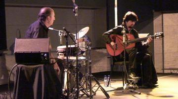 'Chicuelo' apropa l'art de la guitarra flamenca al Teatre-Auditori