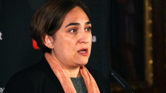 Colau replica les alcaldesses i nega que tingui un pla per regular la prostitució a Barcelona