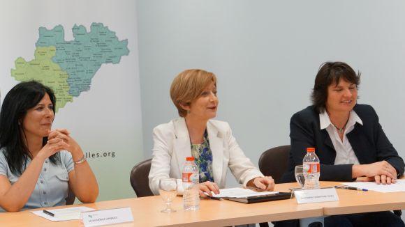 Sant Cugat, present a la nova associació ADE Vallès de dones empresàries