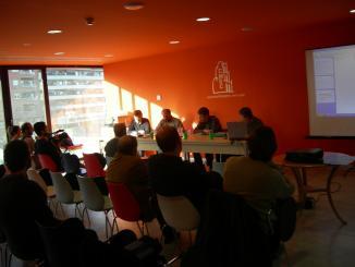 L'Adenc tanca el cicle de debat de la Torre Negra amb propostes per gestionar l'espai
