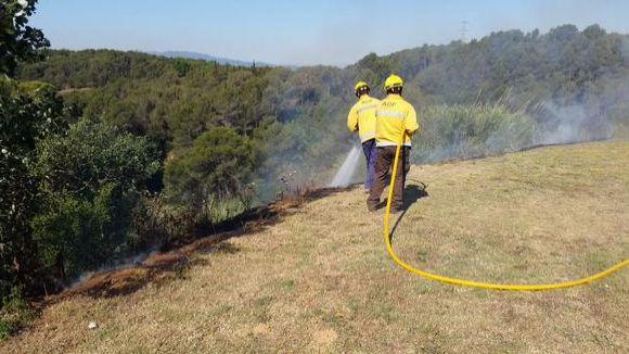 L'ADF demana no abaixar la guàrdia davant el risc d'incendi tot i les pluges