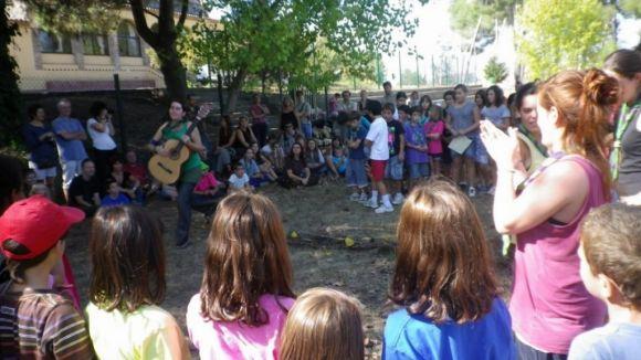 El Cau, pregoner de la Festa Major de la Floresta 2013