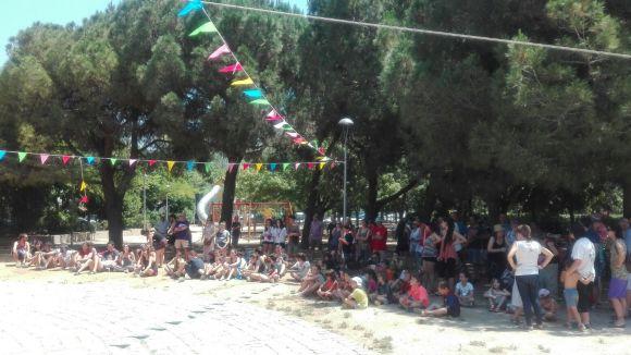 L'AE Berenguer el Gran celebra la imminent signatura del conveni que els cedeix un local