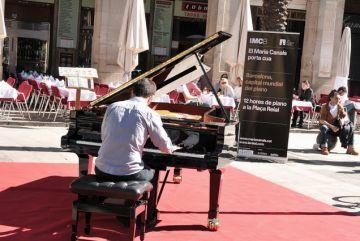 L'Aula d'Extensió, al Concurs Internacional de Piano Maria Canals
