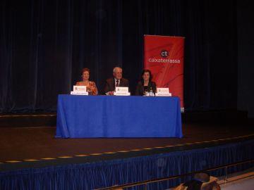 400 persones assisteixen a la xerrada sobre la vida del compositor Enric Granados
