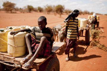 Sant Cugat donarà 10.000 euros a la zona de la Banya d'Àfrica