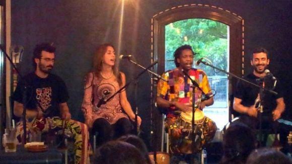 Afroalamuta, en un concert anterior / Foto: Facebook del MUT