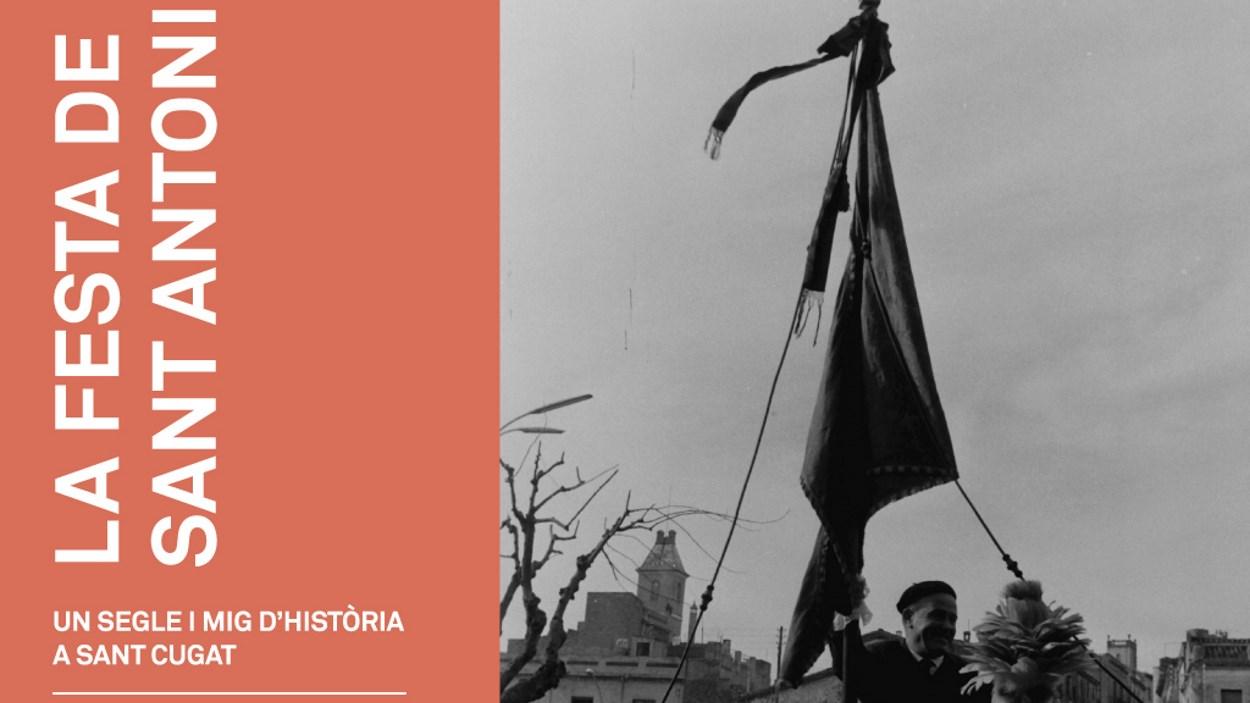 Acte: Visita a l'exposició 'La Festa de Sant Antoni. Un segle i mig d'història a Sant Cugat'