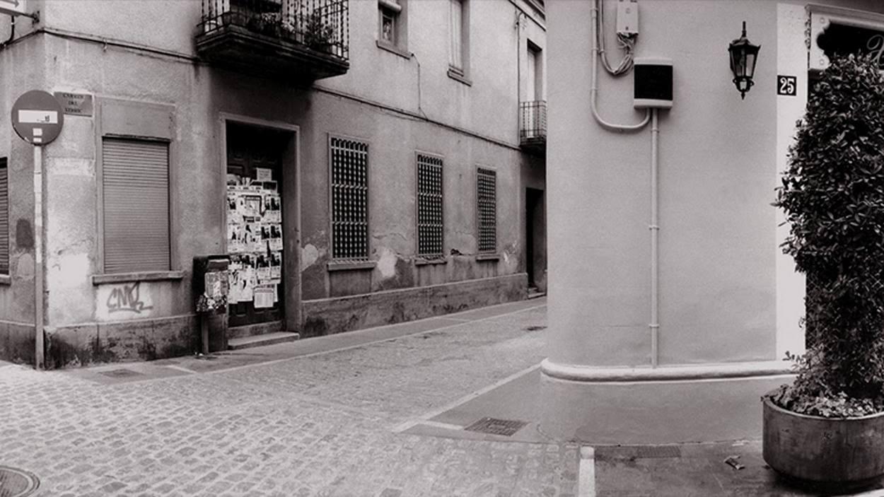 Exposició: 'El Passeig solitari' de Pere Formiguera i 'Sant Cugat del Vallès' d'Humberto Rivas
