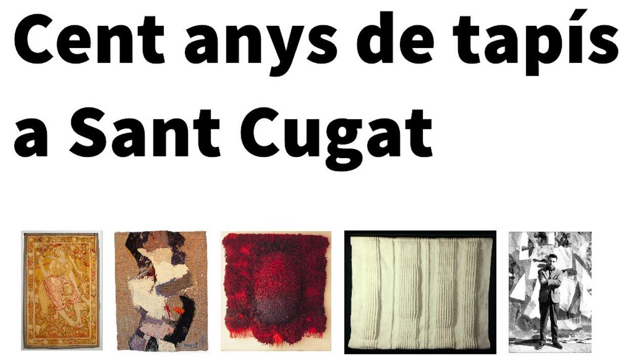 Exposició: 'Cent anys de tapís a Sant Cugat'