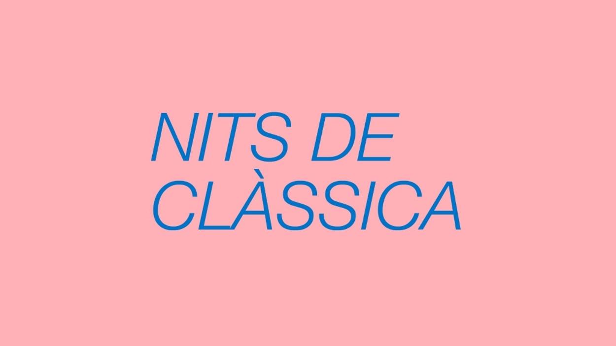 Nits de clàssica: Trio Claret + Patrícia de No & Emili Brugalla