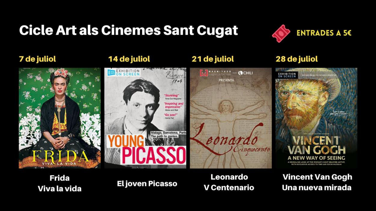 Cicle d'art al cinema: 'Leonardo V Centenario'