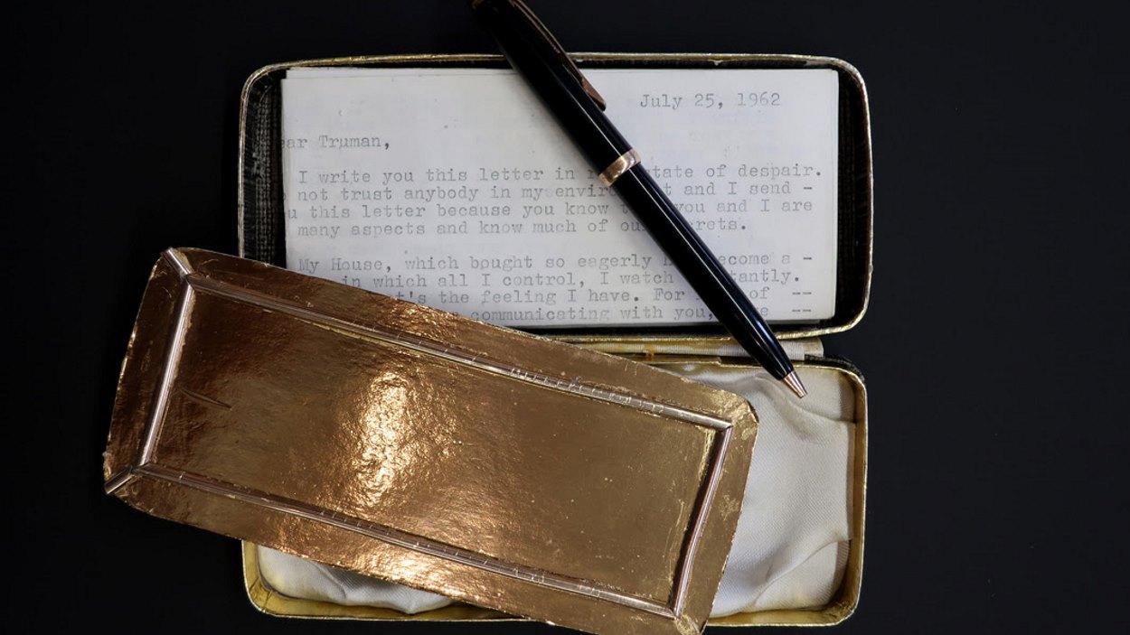 Presentació de llibre: 'La carta secreta de Marilyn Monroe', de Frederic Cabanas