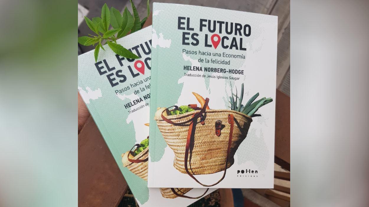 Presentació del llibre 'El futuro es local' i debat