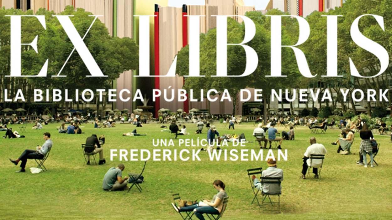 Dijous Cinèfils: 'Ex Libris: La Biblioteca Pública de Nueva York'