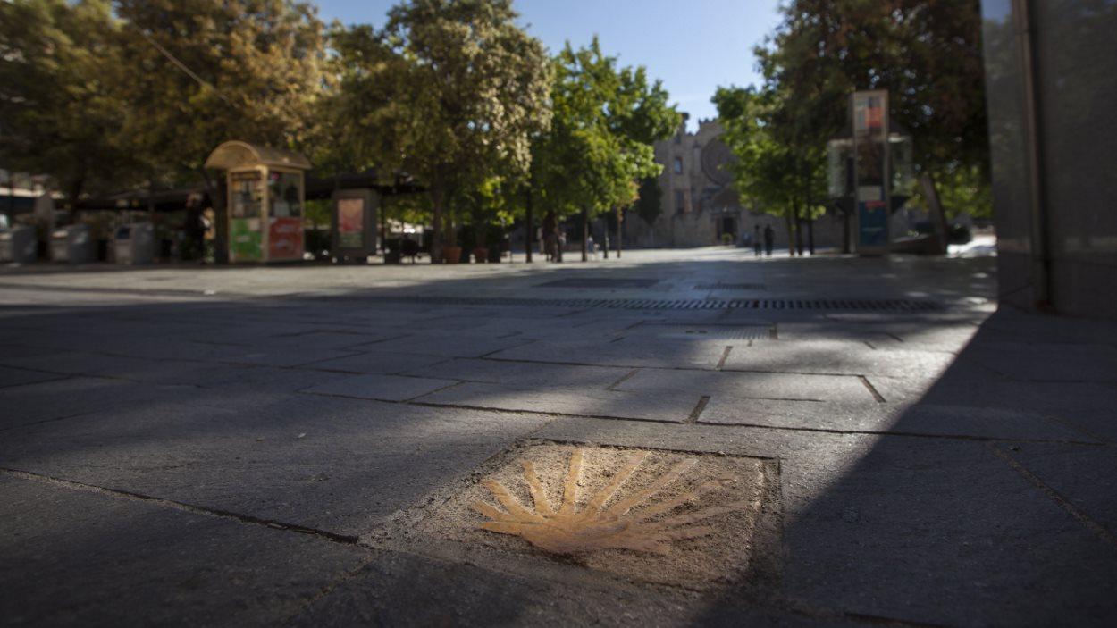 Recorregut guiat del camí de Sant Jaume - Tram de Sant Cugat