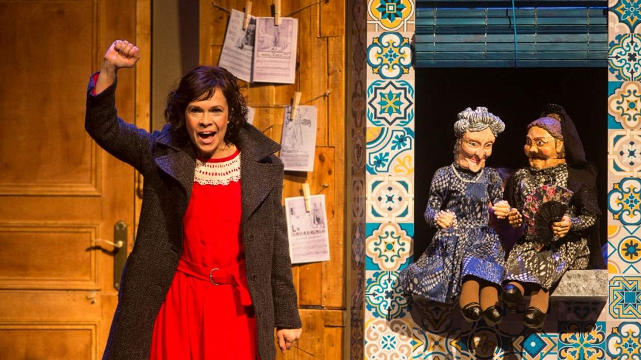 Teatre familiar: 'La petita Capmany'