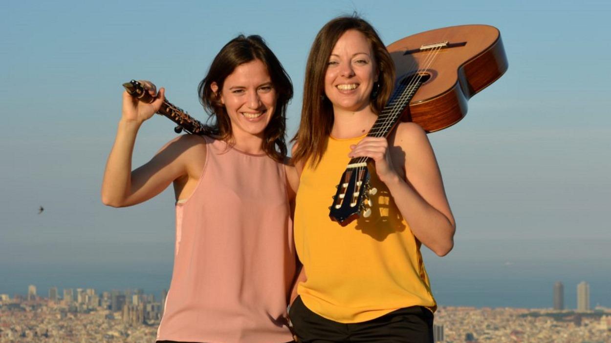 Concert 'La Cambra de l'Ateneu': Banus Duo