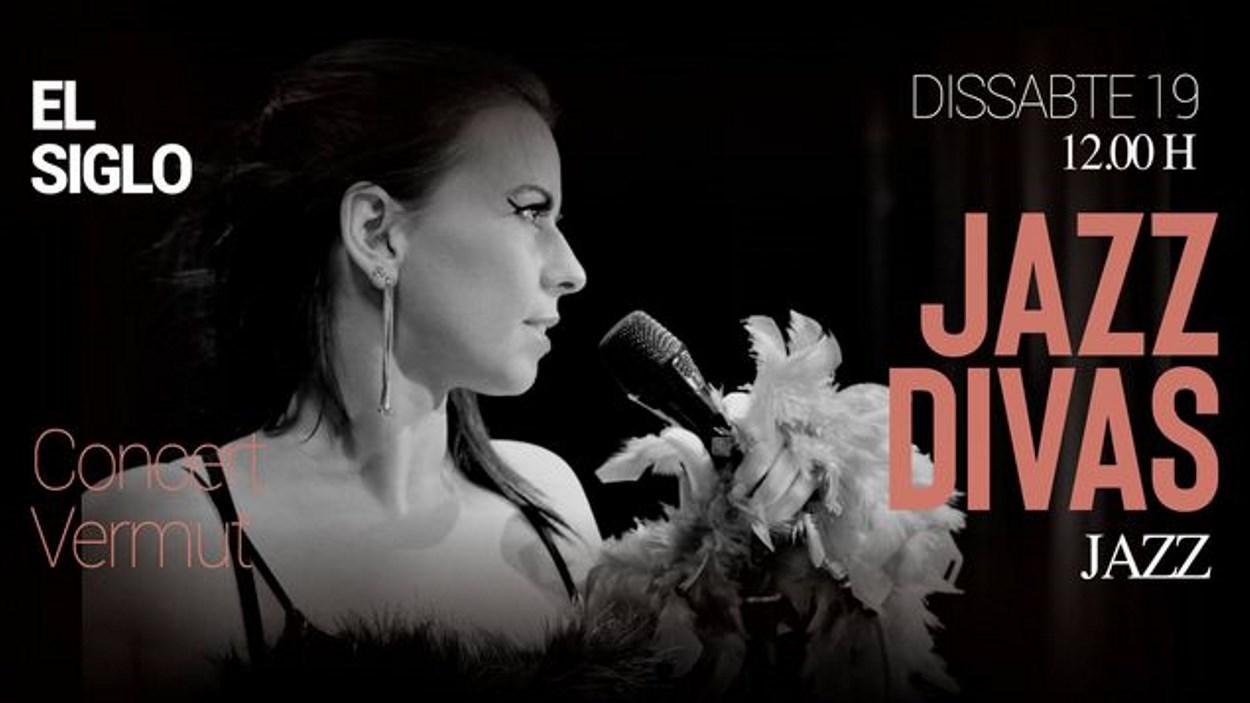 Concert-vermut a El Siglo: Jazz Divas