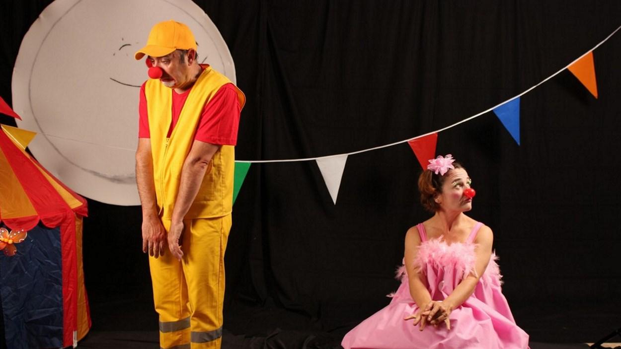 Espectacle infantil de l'Espai Família: 'Pataclown circus'