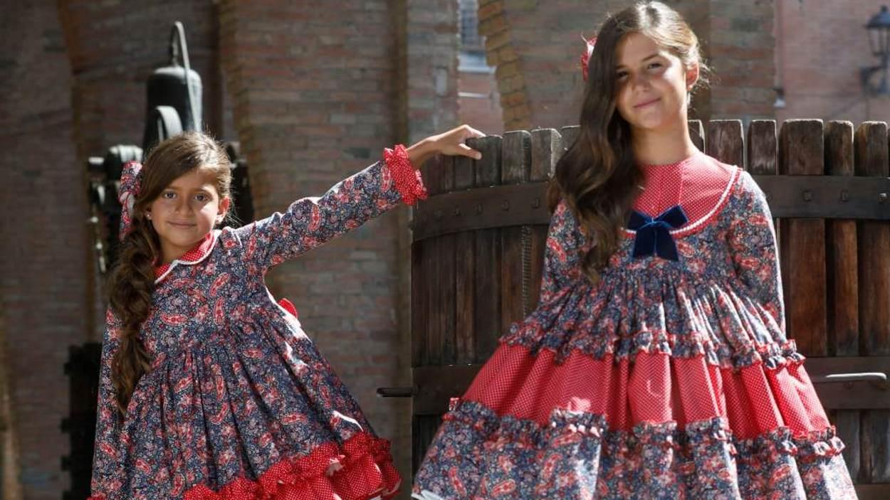 Desfilada de moda infantil Enlázate per a la Fundació Iván Mañero