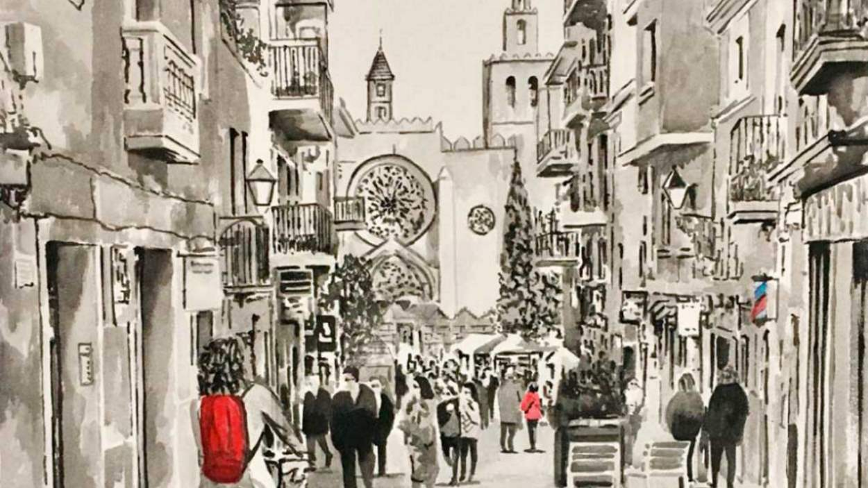 Exposició: 'De civitate dei', d'Abel Florido