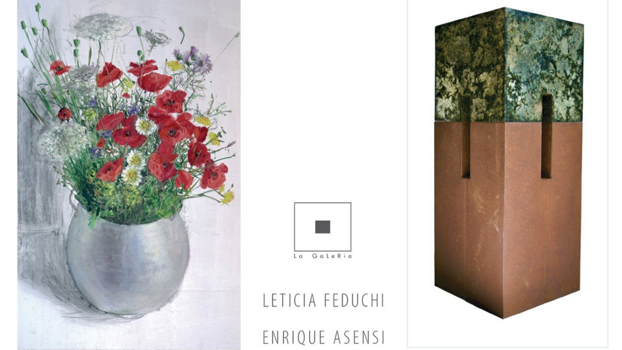 Inauguració: '2 exposicions. Leticia Feduchi i Enrique Asensi'