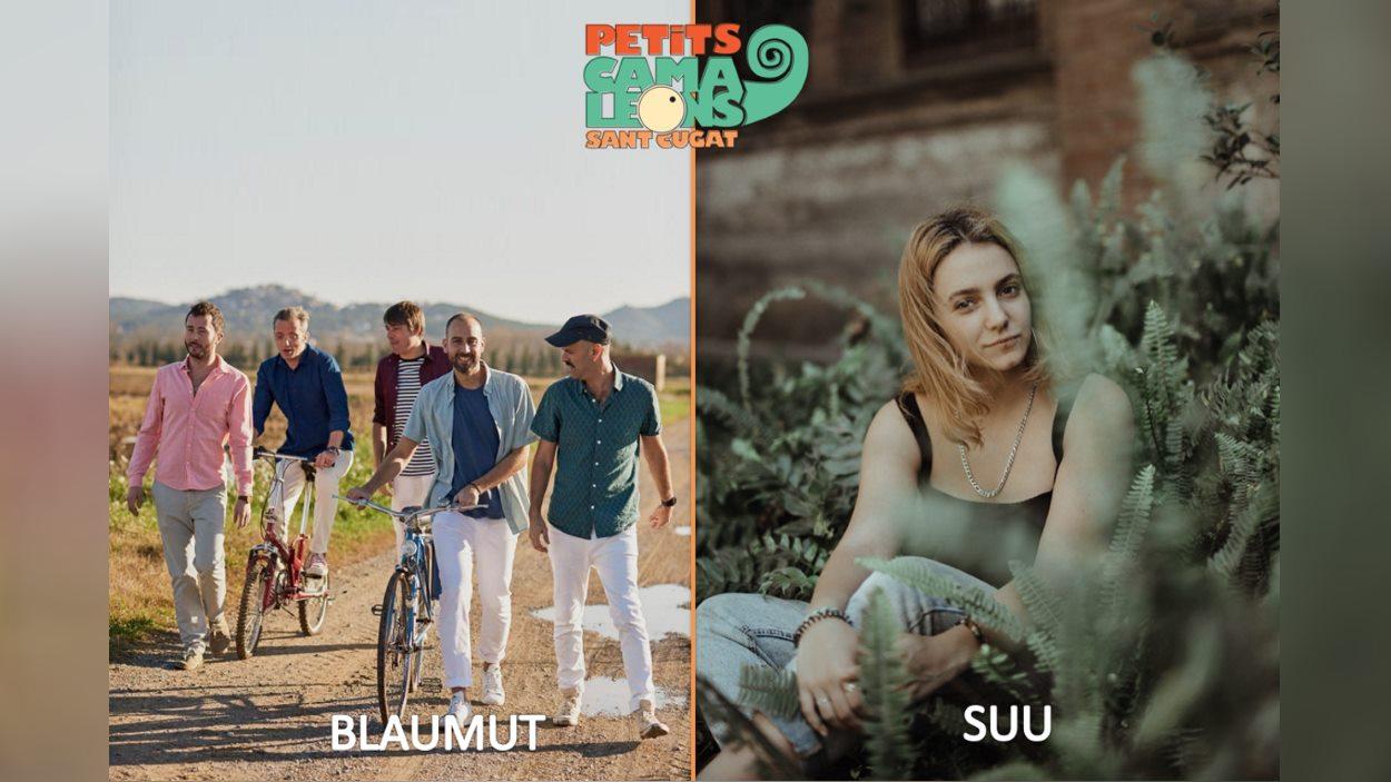 Festival Petits Camaleons: Suu + Blaumut