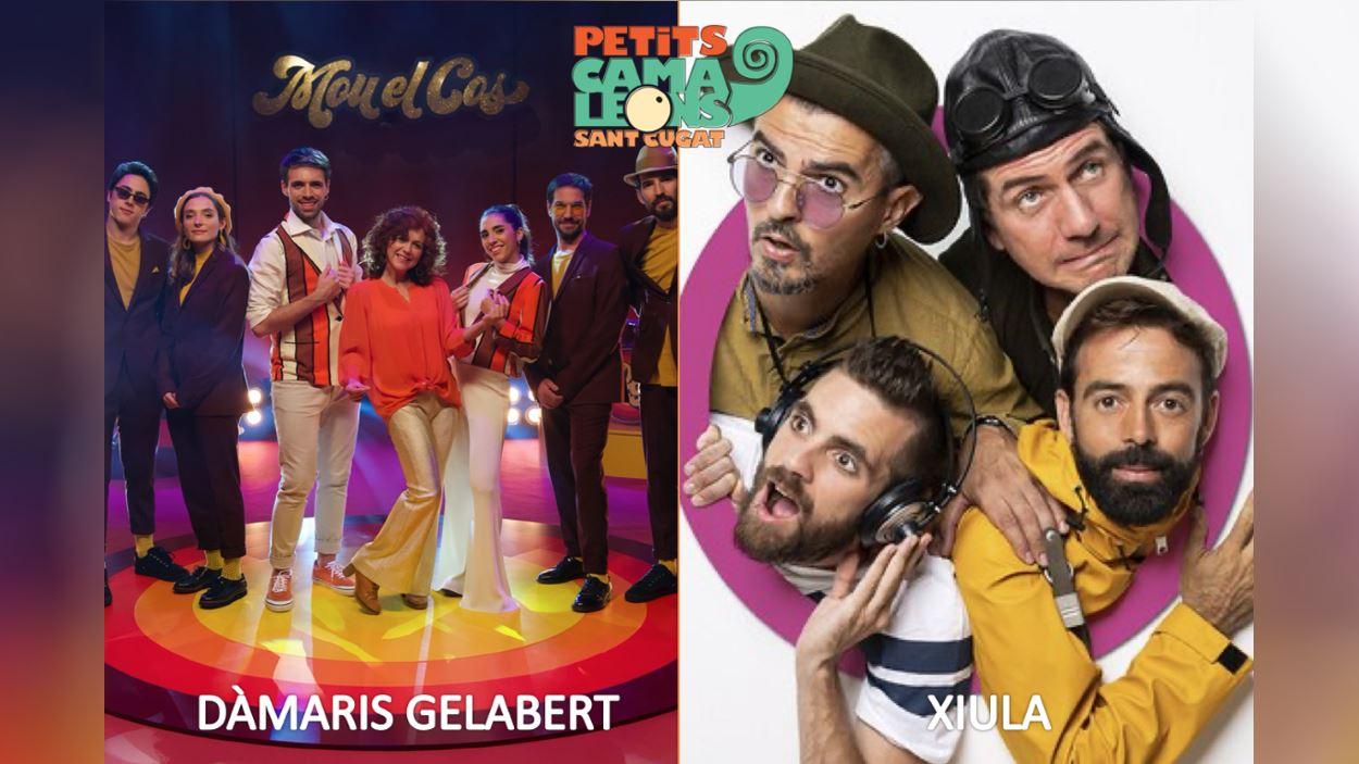 Festival Petits Camaleons: Xiula + Dàmaris Gelabert