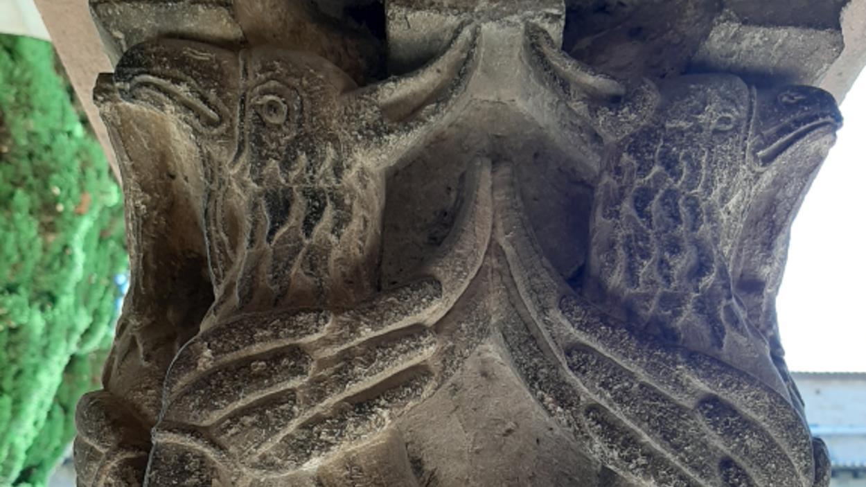 Curs: 'Iconografia pagana al món medieval'