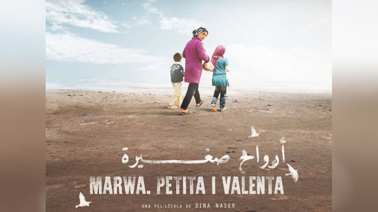 El documental del mes: 'Marwa. Petita i valenta'