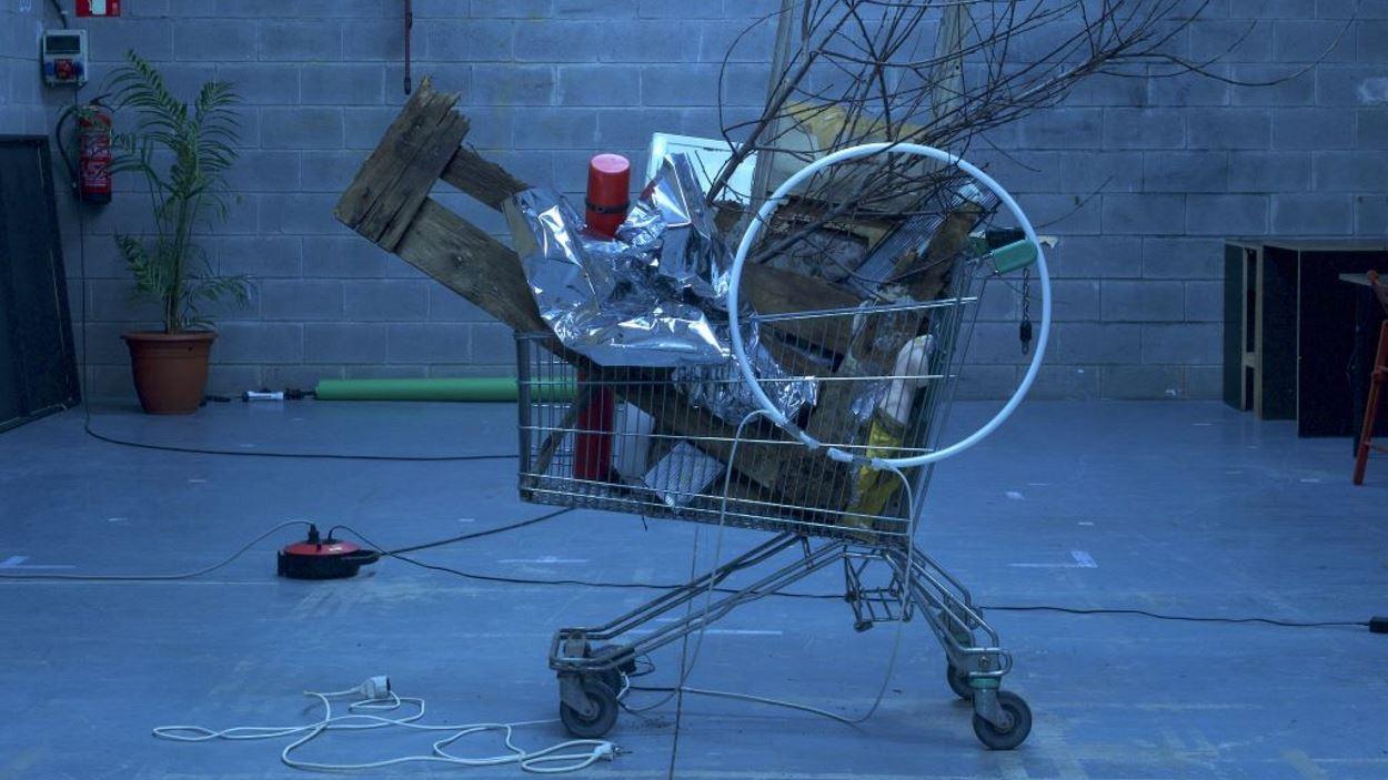 Mostra del projecte 'Exànime. Repensant els objectes'