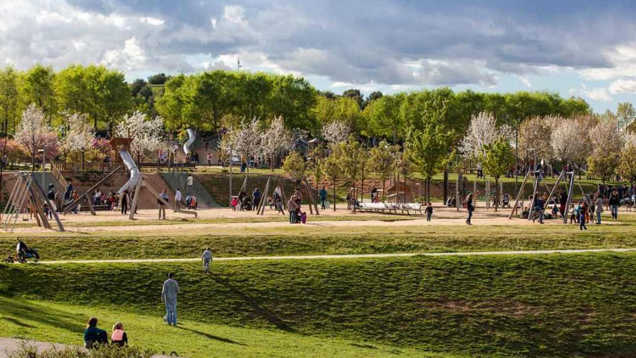 Ruta guiada: 'El parc Central i el parc del Turó de Can Mates'