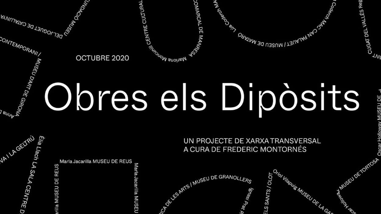Exposició: 'Obres els dipòsits'