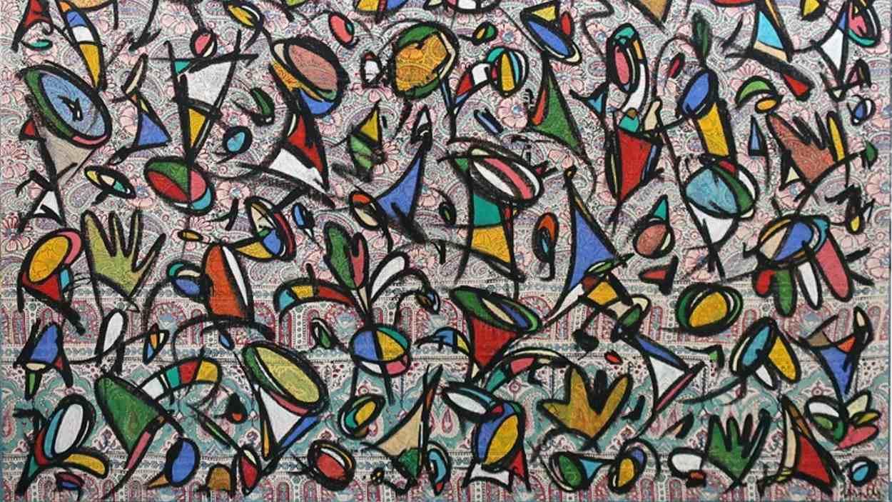 Exposició: 'Jaspi', de Sergi Barnils