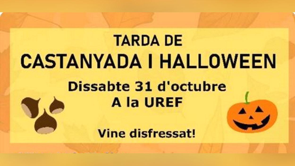 Tarda de Castanyada i Halloween