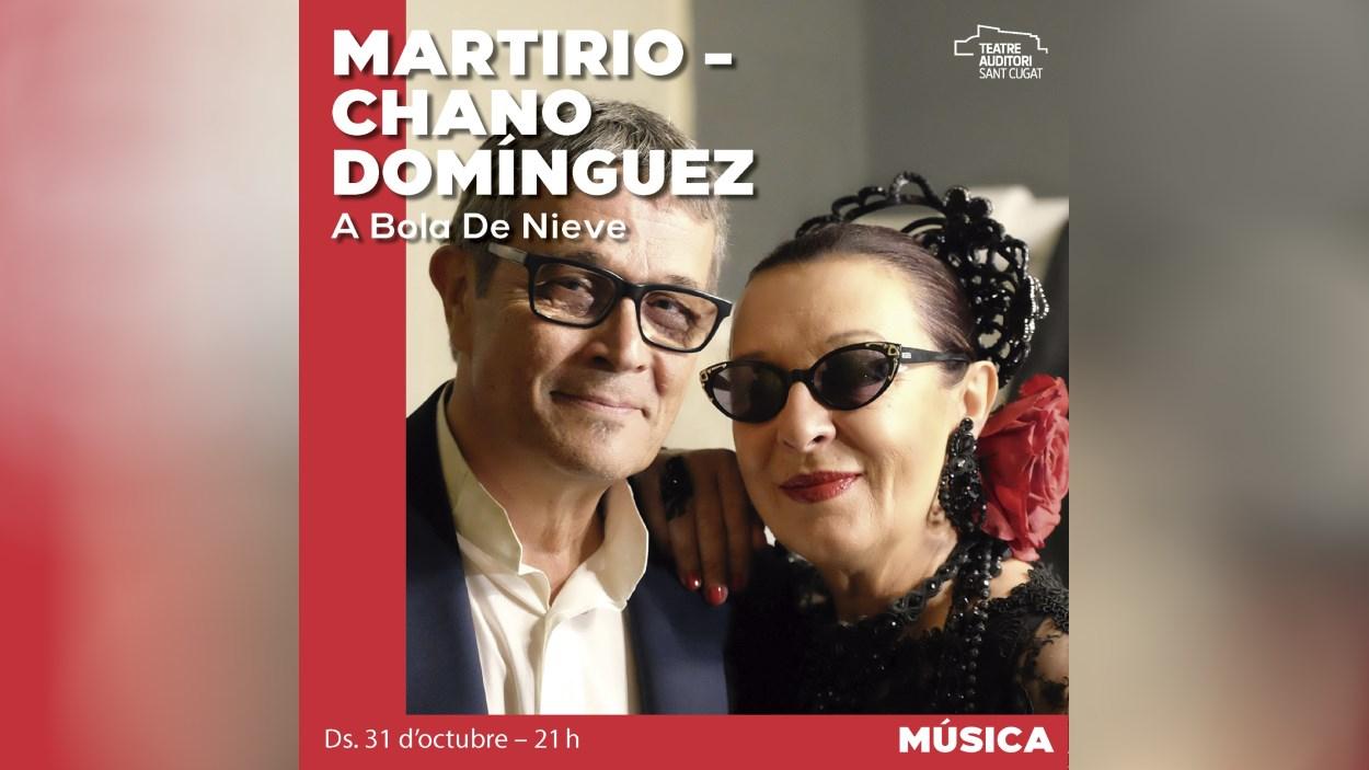 Concert: Martirio & Chano Domínguez