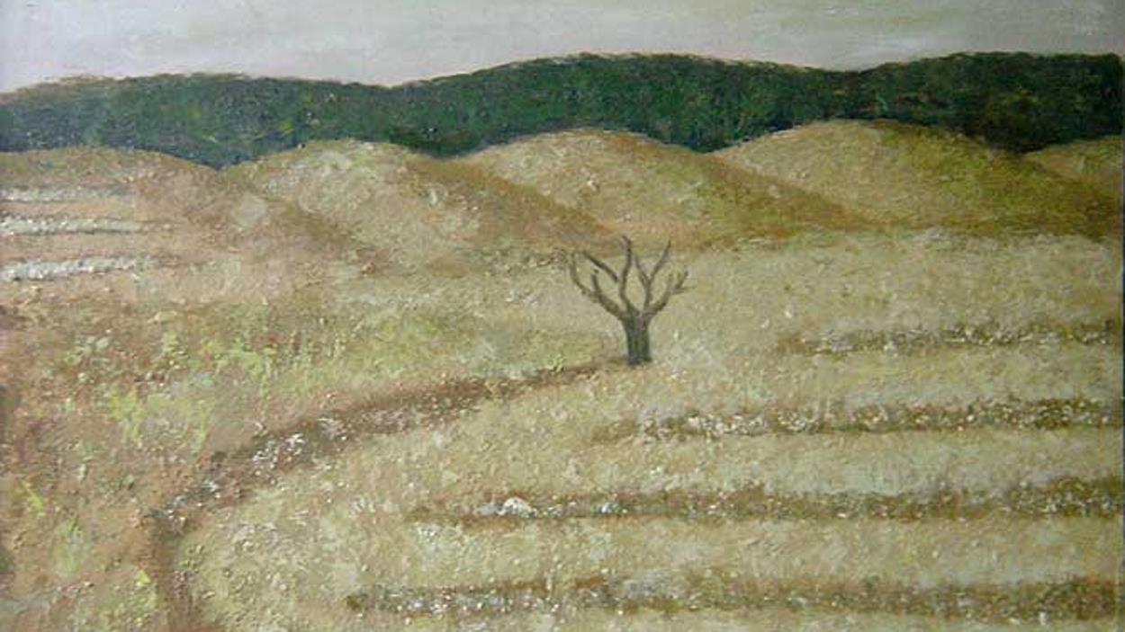 Visita comentada a l'exposició 'Pintures', de Conxa Ibáñez - Presencial i en línia